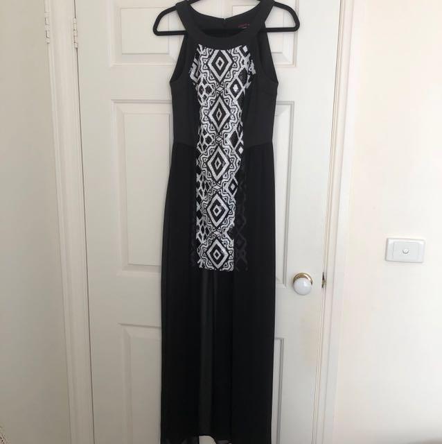 c2f9b208 Pilgrim Showdown Sequin Dress// Size 10, Women's Fashion, Clothes on ...