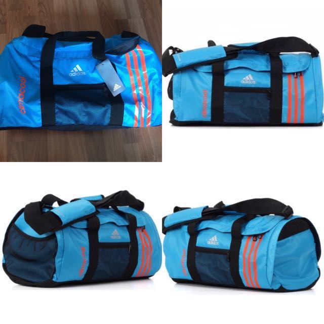 REDUCED PRICE  Adidas ClimaCool Duffle Bag (BLUE)  CyberMondaySale ... 0c506d1c3034c