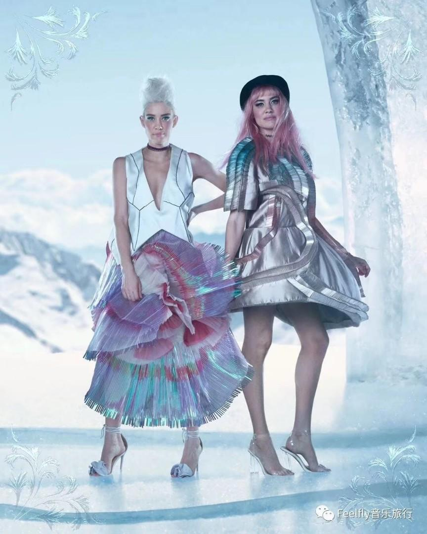Tomorrowland Winter Fascinating 4days package for 2 pax
