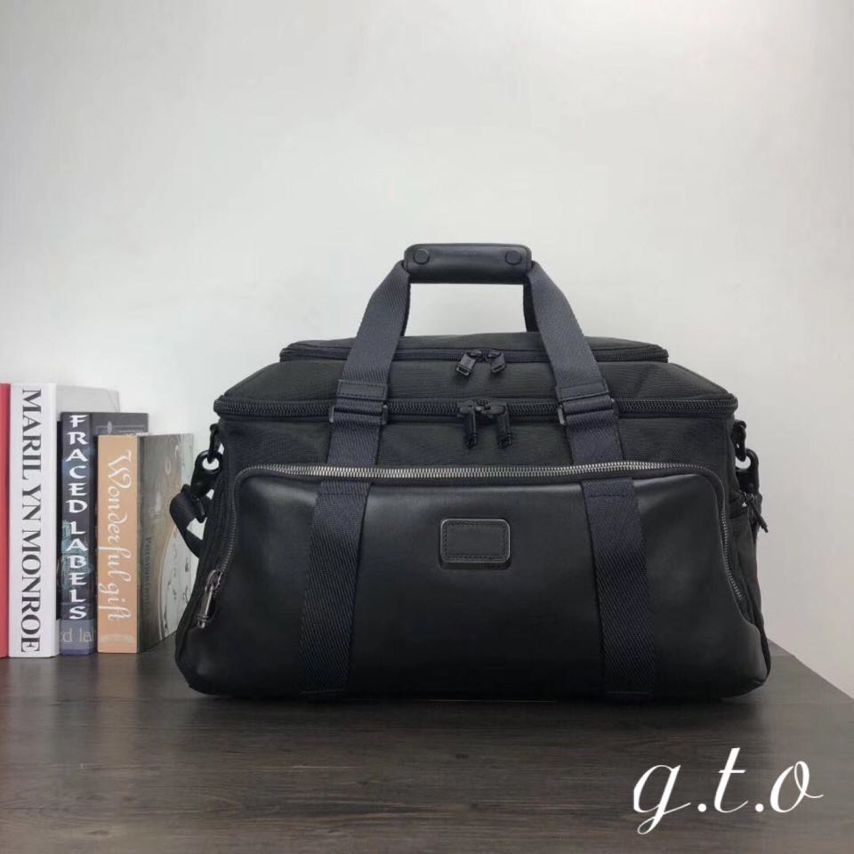 9bb4913185f Tumi Alpha Bravo Mccoy Gym Bag, Men s Fashion, Bags   Wallets, Others on  Carousell