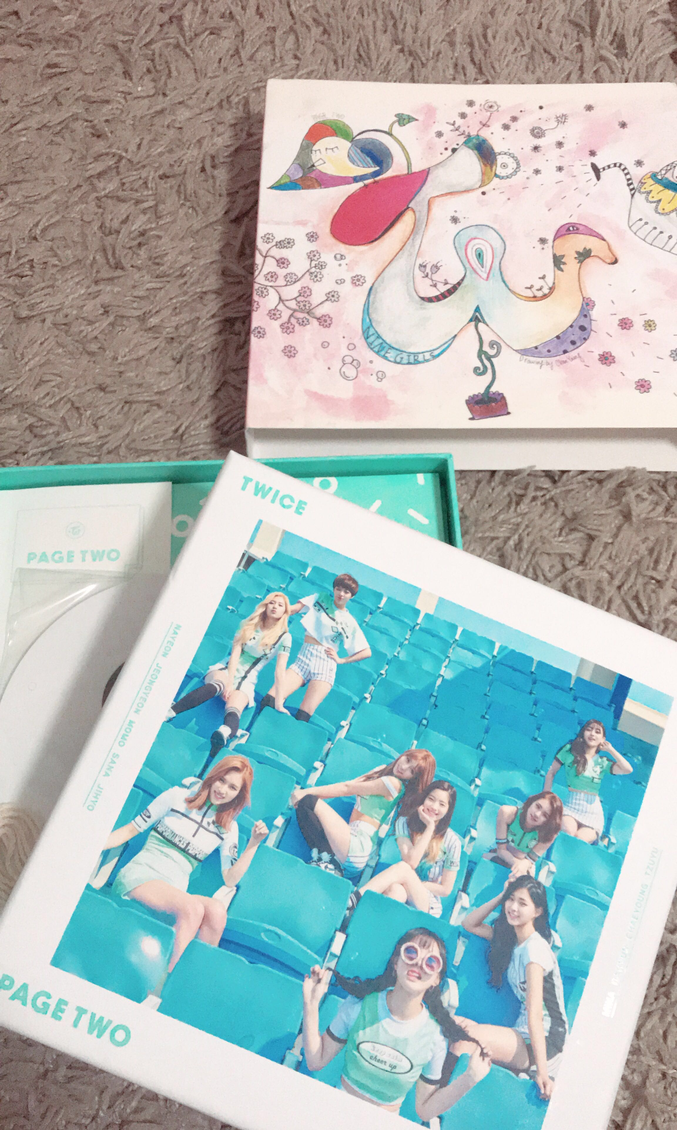 twice cheer up special edition album