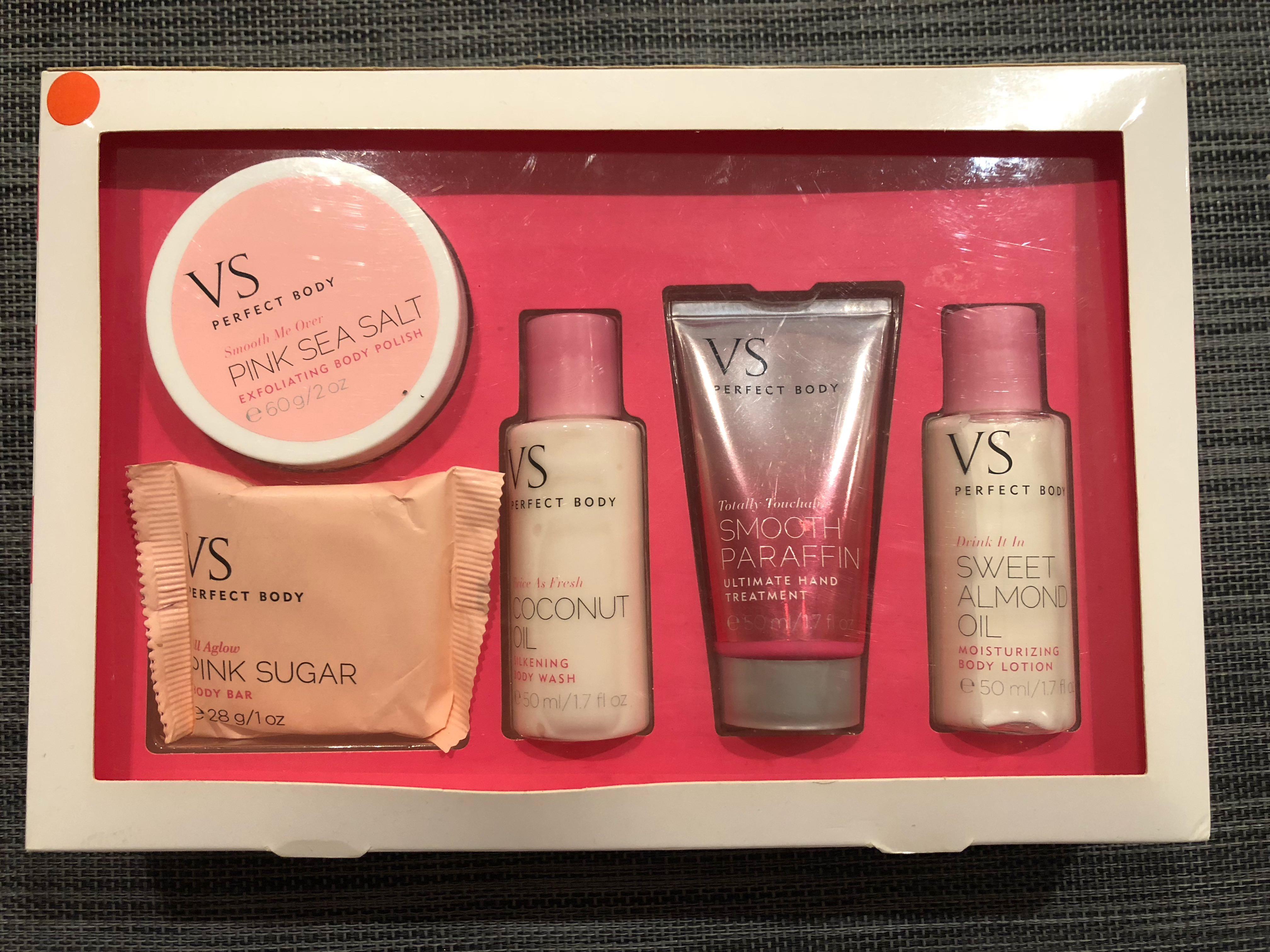 3458b5bab6e27 Victoria's Secret Perfect Body Beauty & Bath Set