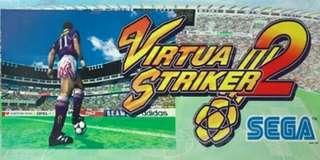 virtua striker 2 arcade machine