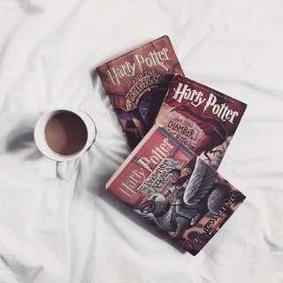 [ Ebook ] Complete Harry Potter Set