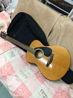 Yamaha FS 340 八成新冇破損有袋