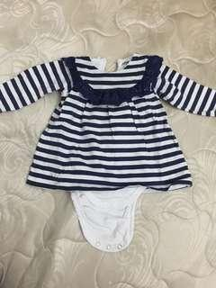 Baby gown miki