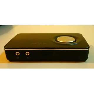 Asus Xonar U7 External USB Sound Card