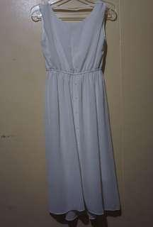 Coco cabana white dress