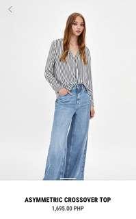 Zara Crossover Top