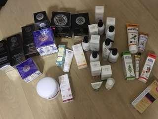 購自波蘭有機品牌 Natura Siberica / Vianek / Dr. Konopka's shampoo, hair mask , body cream all organic
