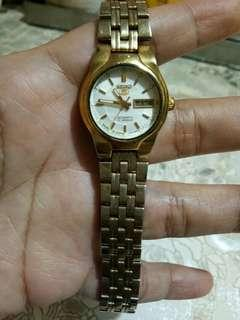 Authentic Seiko 5 Automatic watch