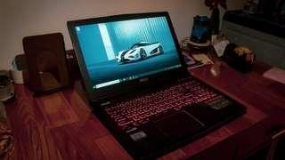 (REDUCED) MSI GE62 2QE Apache Gaming Laptop