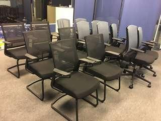 辦公室椅98%new