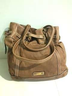 Burberry Lambskin Handbag