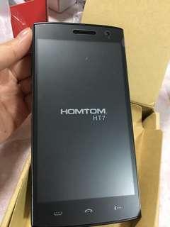 全新/二手手機 、平價電話 (全新 Homtom ht7)