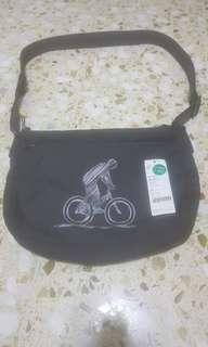 Top Quality Artistic Bicycle Logo Slingbag