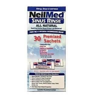 🚚 NeilMed Sinus Rinse - 30 Premixed Sachets