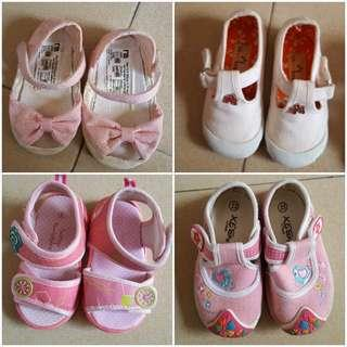 Girl shoes (12m-24m)