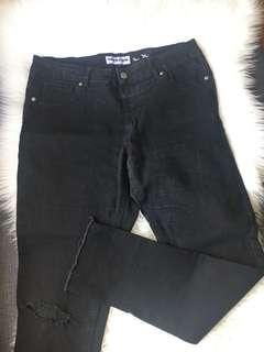 Size 12 Nygard black jeans