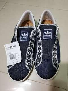 Adidas三葉草鞋深藍白,Us7.5