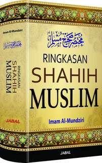 (PO) Ringkasan Shahih Muslim (Hard Cover)