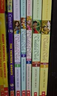 Goddess Girls Books 1 to 5 Bundle