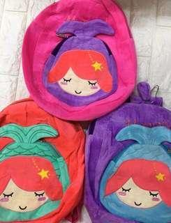 Mermaid Backpack for kids