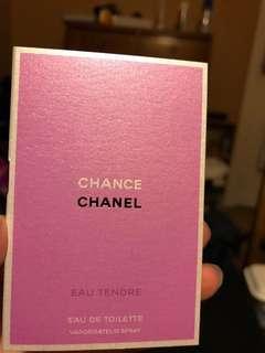 Chanel eau de toilette