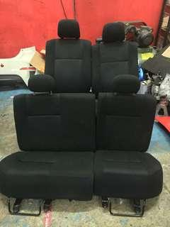 Seat Passo 08/x4 . Good Condition