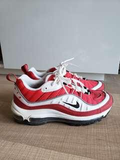 Airmax 98 Red size 7