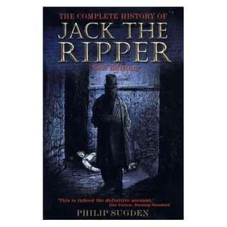 Ebook: The Complete History of Jack the Ripper