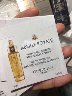 guerlain abeille royale youth water oil 0.5 ml