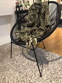 Acapulco accent chair