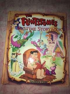 The flintstones bedtime storybook, good condition