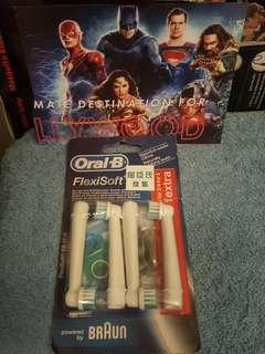 電動牙刷 Oral B Braun