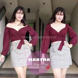 MARTHA TOP