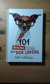 BN Book: '101 Amazing Things about Dog Lovers'