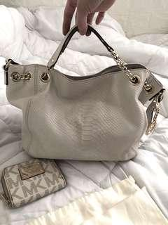 Michael Kors 2 Way Bag and wallet