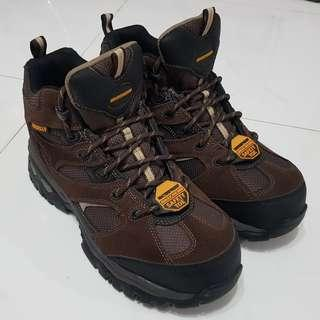 SKECHERS - Industrial Work Safety Boots / Shoes / Footwear.