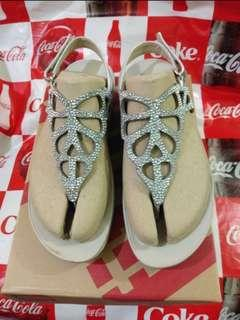Authentic Fitflop Bumble Crystal Sandals