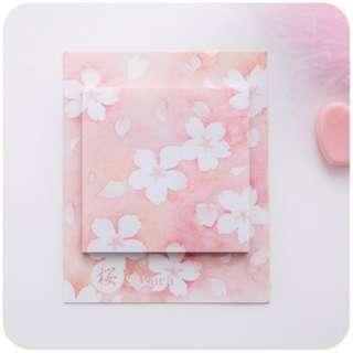 🚚 Sakura Sticky Note - #3