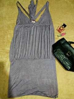 Plunging neckline dress ❤❤❤