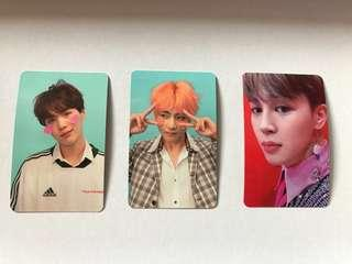 WTT/WTS BTS ANSWER PHOTOCARD