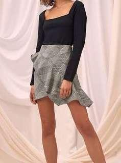 C/MEO COLLECTIVE elation skirt