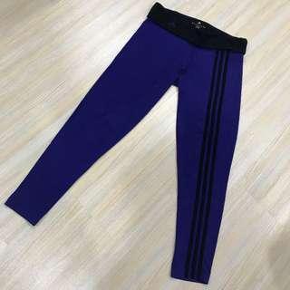 Adidas running pants / legging / tights