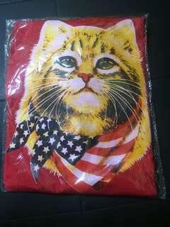 [NEW] Cat Print Tshirt