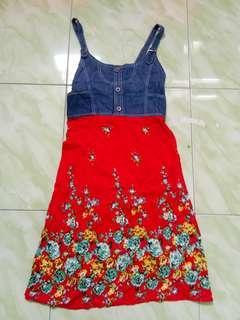 Dress semi jeans