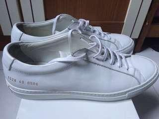 Common Project Achilles White Low