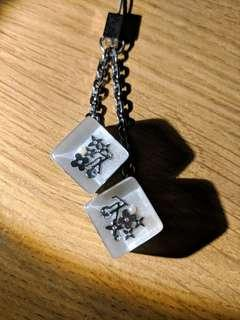 LV Phone Charms
