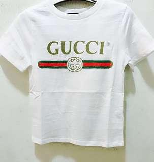 873cc9951 💓💯Authentic KIDS GUCCI LOGO TEE FOR BOY/GIRLS TEE & SUITABLE FOR PETITE